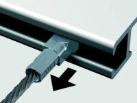Instr. twister+staaldraad -cimaise