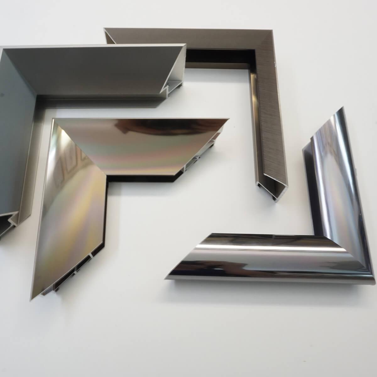 moulure moderne aluminium - cadre