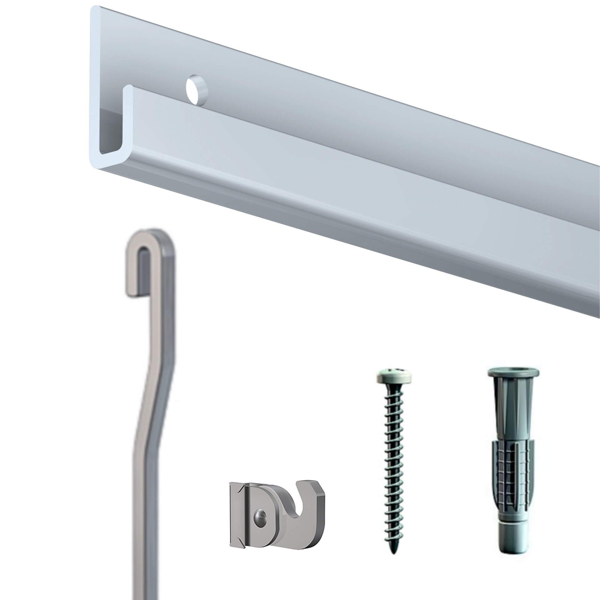 kit classic rail aluminium