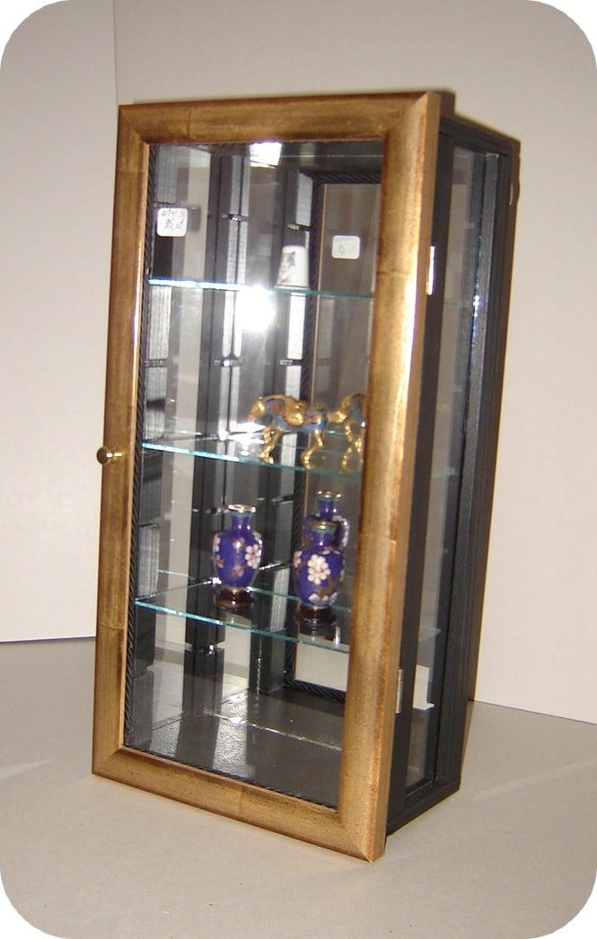 vitrine - encadrement