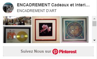 Encadrement d'art Paris - Cadeaux et interieur Paris sur Pinterest