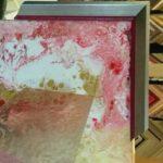 Encadrement de tableau ou de toile